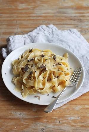 Truffle Fettuccine