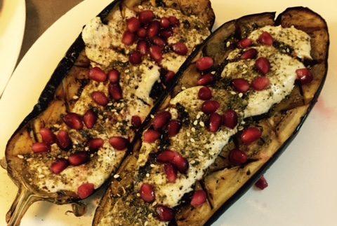 baked-ottolenghi-eggplants